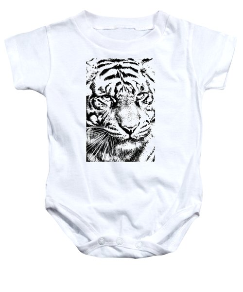 Bad Kitty Baby Onesie