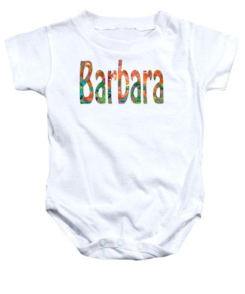 Barbara Baby Onesie