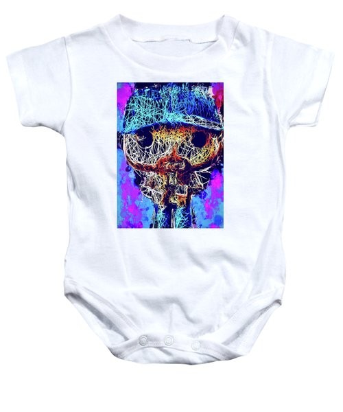 Bobby Supernatural Pop Baby Onesie
