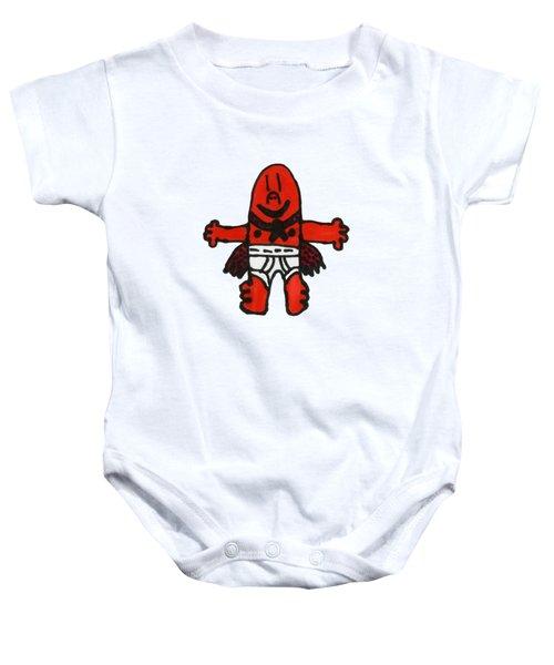 Captain Underpants Baby Onesie