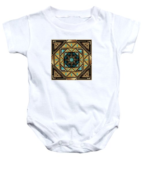 Circumplexical N0 3640 Baby Onesie