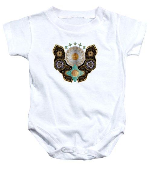 Circumplexical N0 3662 Baby Onesie