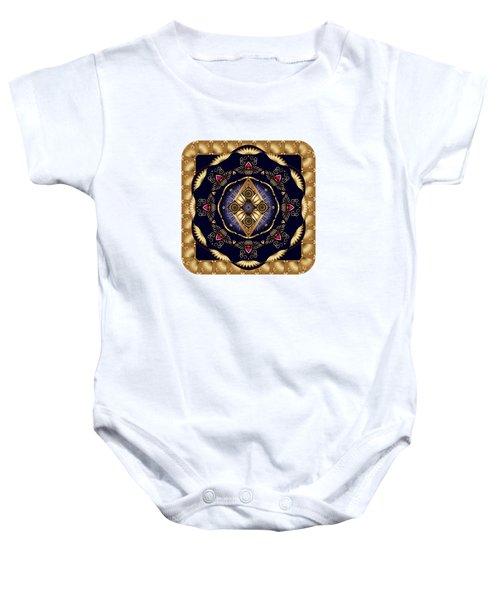 Circumplexical No 3584 Baby Onesie