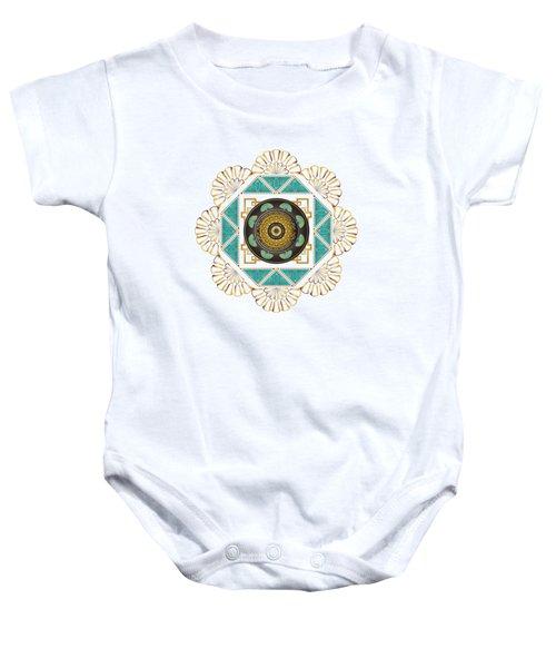 Circumplexical No 3606 Baby Onesie