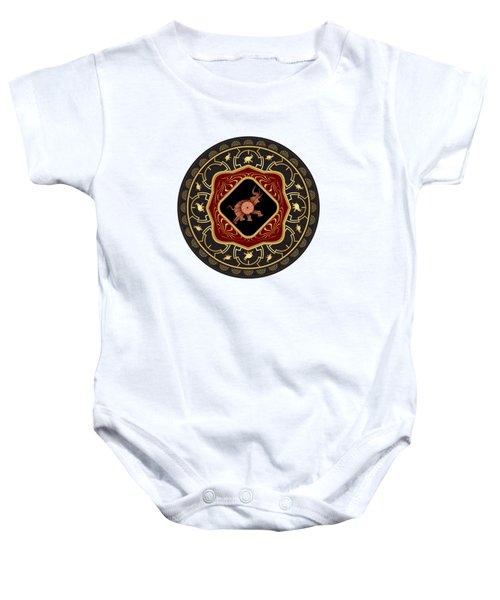 Circumplexical No 3665 Baby Onesie