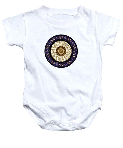 Circumplexical No 3688 Baby Onesie