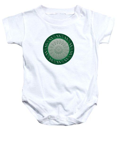 Circumplexical No 3690 Baby Onesie