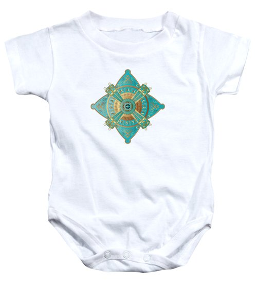 Circumplexical No 3695 Baby Onesie