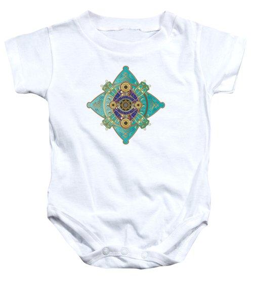 Circumplexical No 3698 Baby Onesie