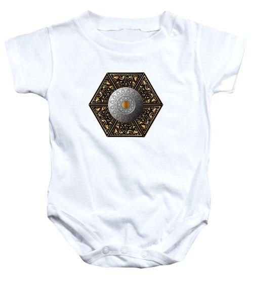 Circumplexical No 3854 Baby Onesie