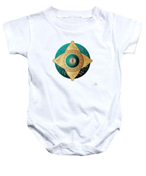 Circumplexical No 4064 Baby Onesie