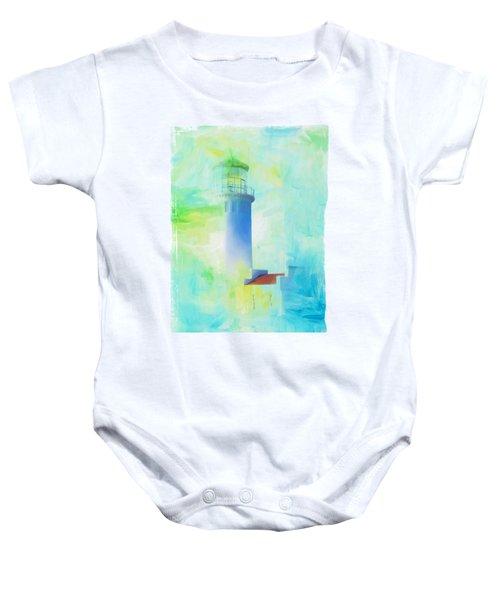 Coastal Hope - Light The Way Baby Onesie