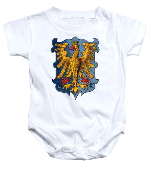 Coat Of Arms Of The Duchy Of Friuli Baby Onesie