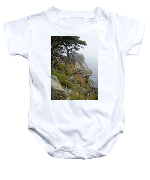 Cypress Cliff Baby Onesie