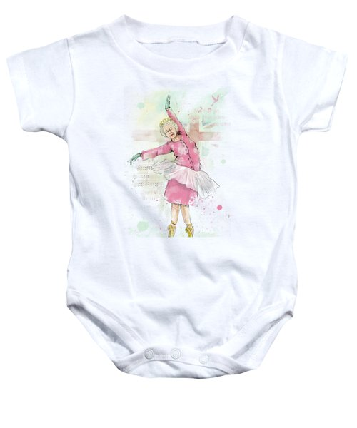Dancing Queen Baby Onesie
