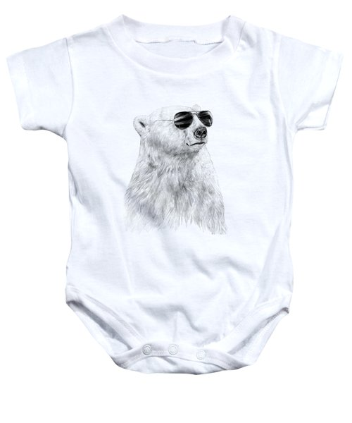Don't Let The Sun Go Down Baby Onesie