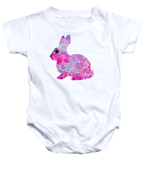 Easter Wall Art Baby Onesie