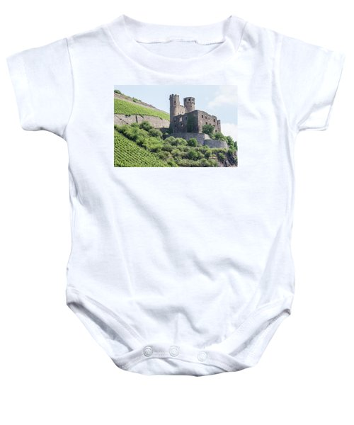 Ehrenfels Castle Baby Onesie