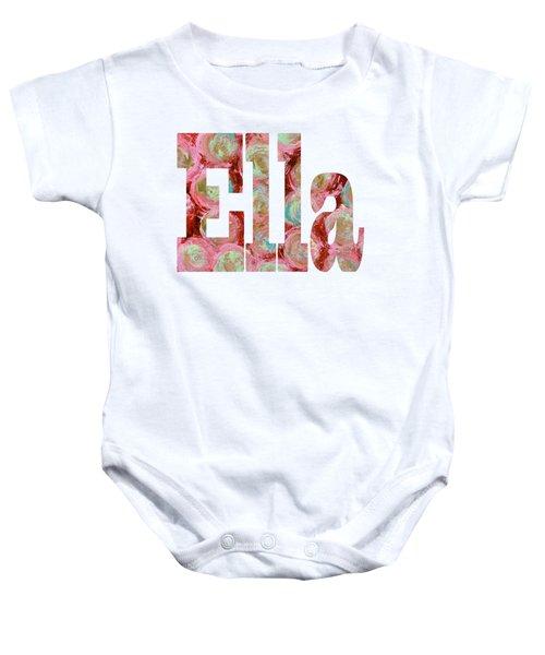 Ella Baby Onesie