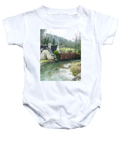 English Creek Baby Onesie