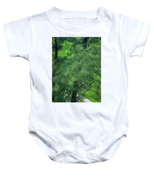 Ever Green Baby Onesie