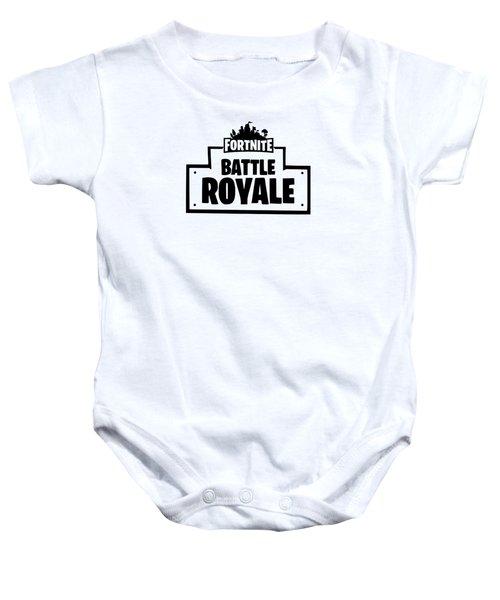 Fornite Battle Royale Baby Onesie