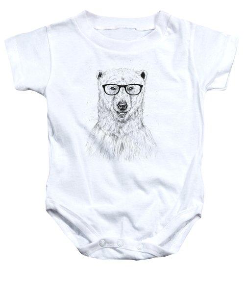 Geek Bear Baby Onesie