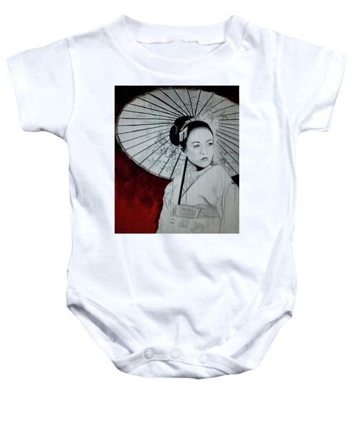 Geisha Baby Onesie