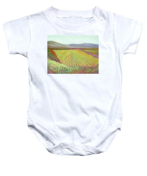 Gloria Ferrer Winery Baby Onesie