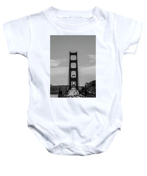 Golden Gate Baby Onesie