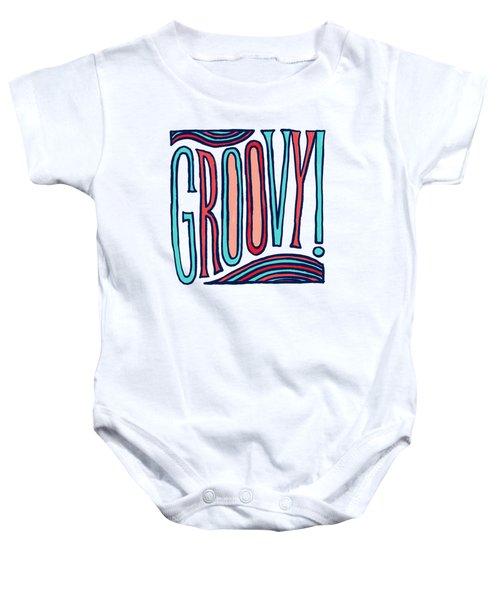 Groovy Baby Onesie