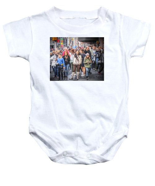 I See You, Mr. Photographer Baby Onesie