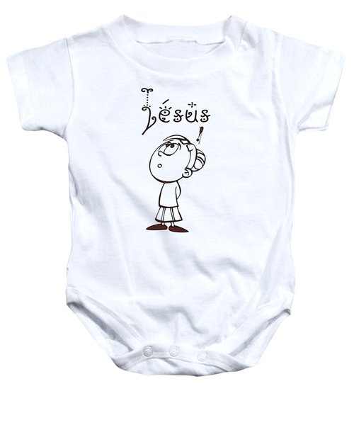 I Will Be Glad And Rejoice In Thee Baby Onesie