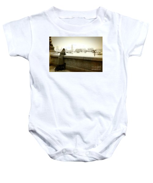 I Will Remember Baby Onesie