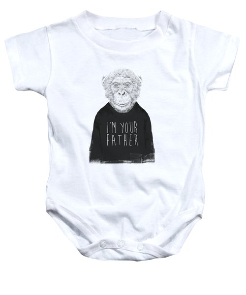 I'm Your Father Baby Onesie
