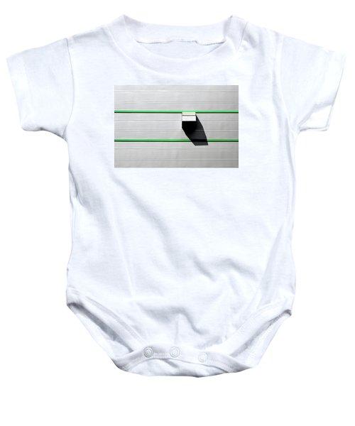 Industrial Minimalism 47 Baby Onesie