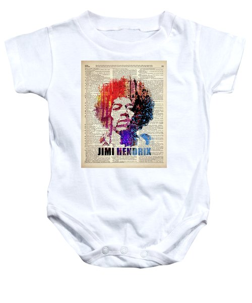 bfe5a3bd9 Rock And Roll Christmas Baby Onesies | Fine Art America