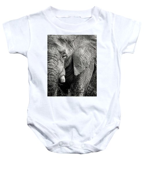Look Of An Elephant Baby Onesie