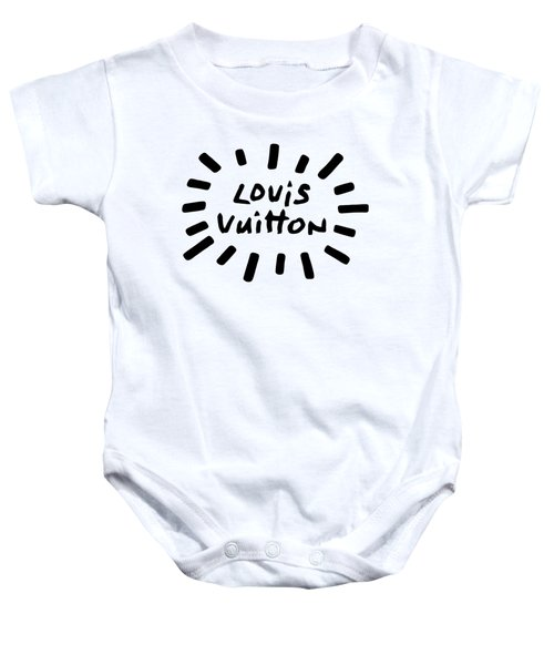 Louis Vuitton Radiant-1 Baby Onesie