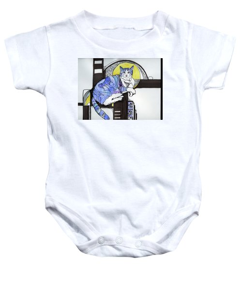Lucy Baby Onesie