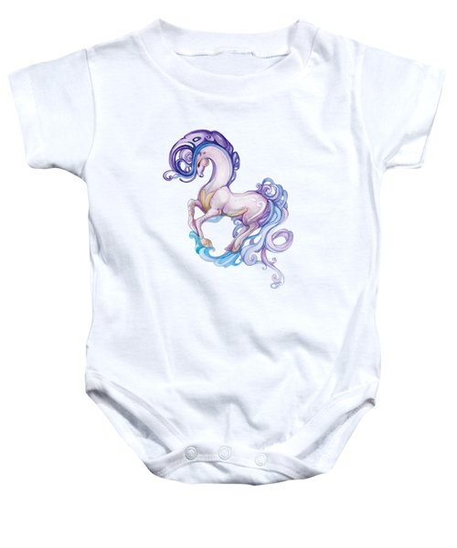 Magic Pony Baby Onesie