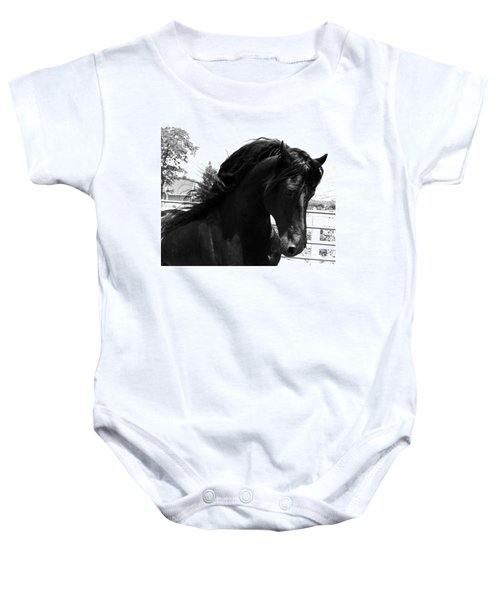 Majestic Beauty  Baby Onesie