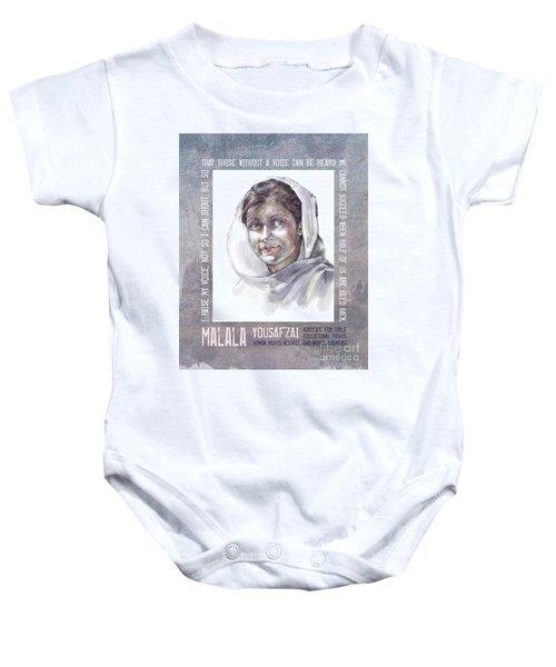 Malala Baby Onesie
