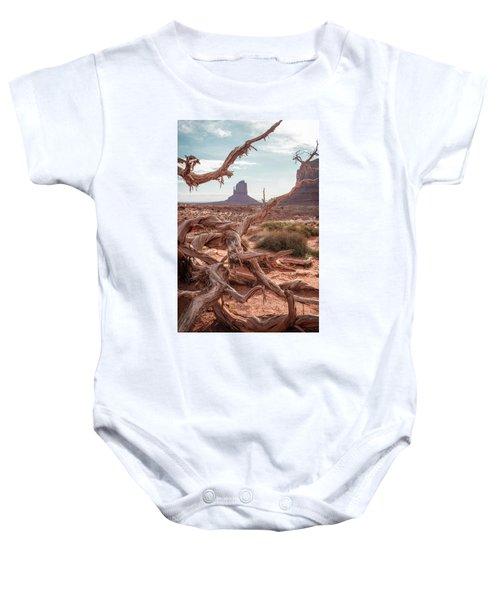 Monument Valley II Baby Onesie