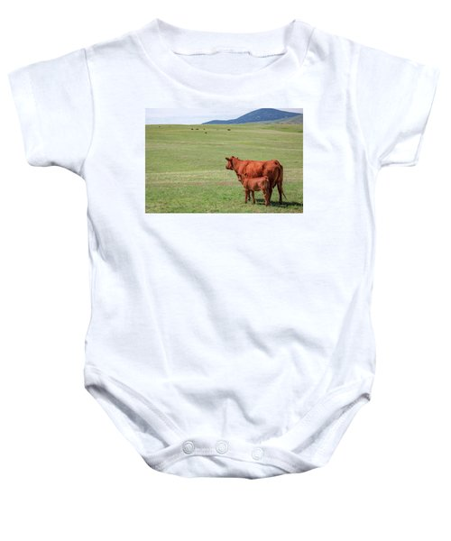 Mother And Daughter Baby Onesie