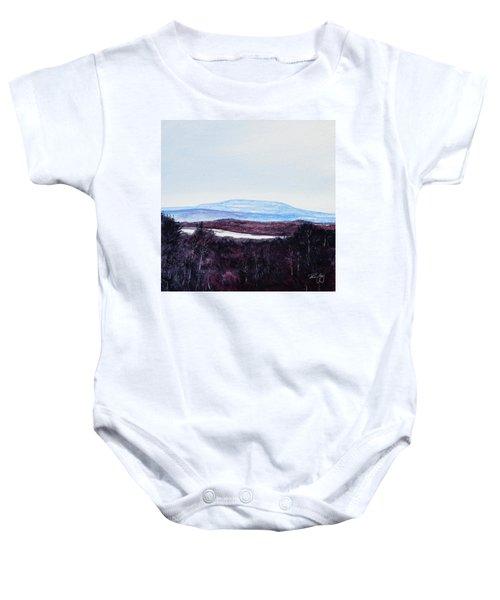 Mt. Wachusett Baby Onesie