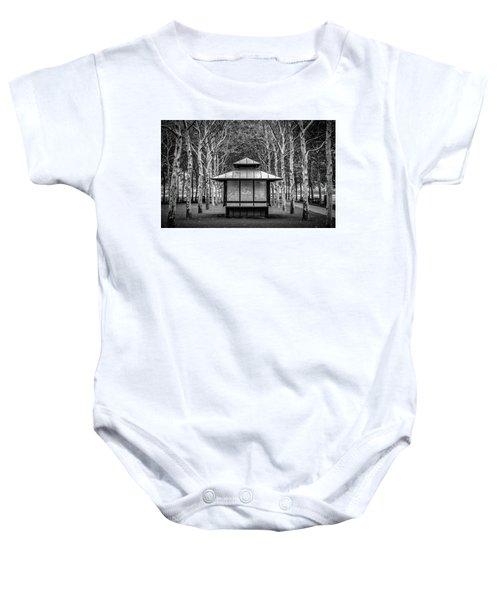 Pagoda Baby Onesie