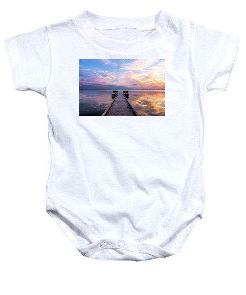 Peaceful Baby Onesie