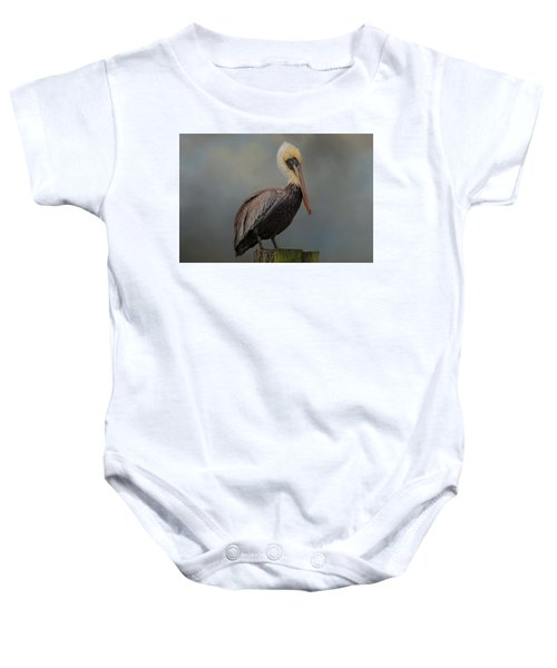 Pelican's Perch Baby Onesie