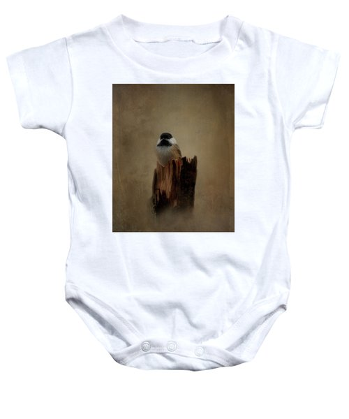 Resting Place Baby Onesie